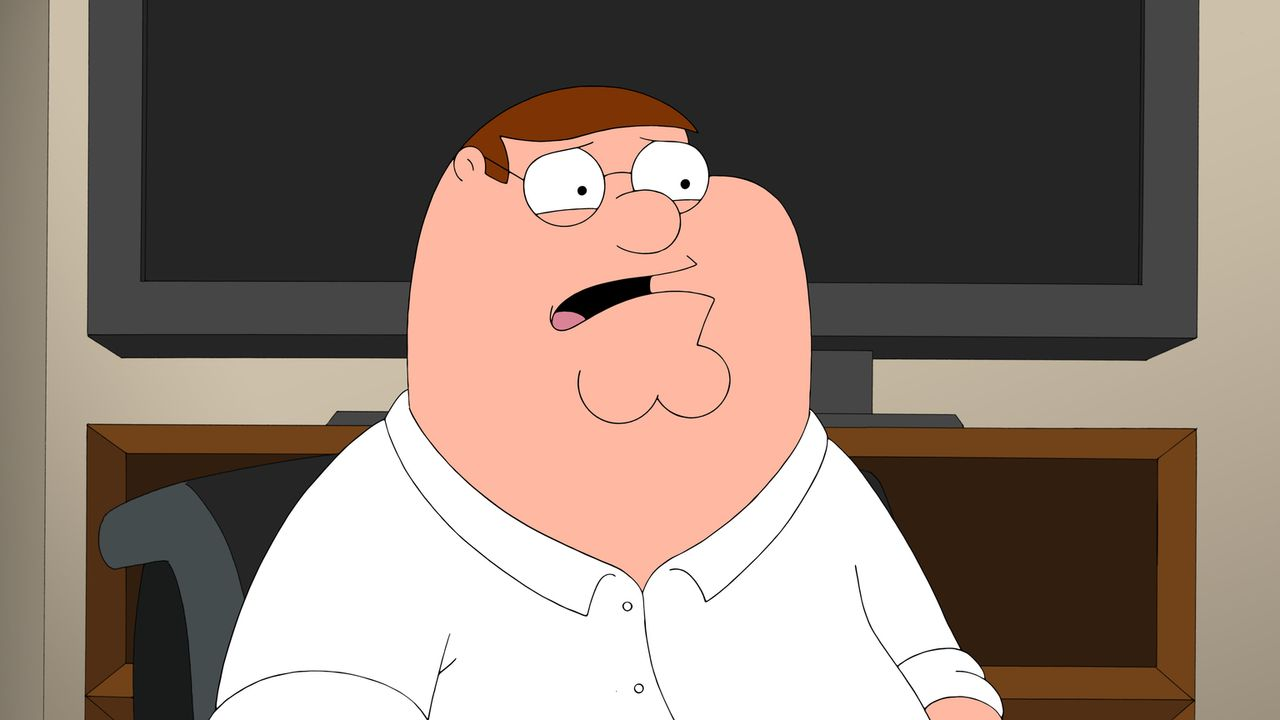 Als er realisiert, dass er tatsächlich einen Serientod stirbt und aus dem Drehbuch geschrieben wird, ist Peter schockiert. Bedeutet das sein Ende be... - Bildquelle: 2016-2017 Fox and its related entities.  All rights reserved.