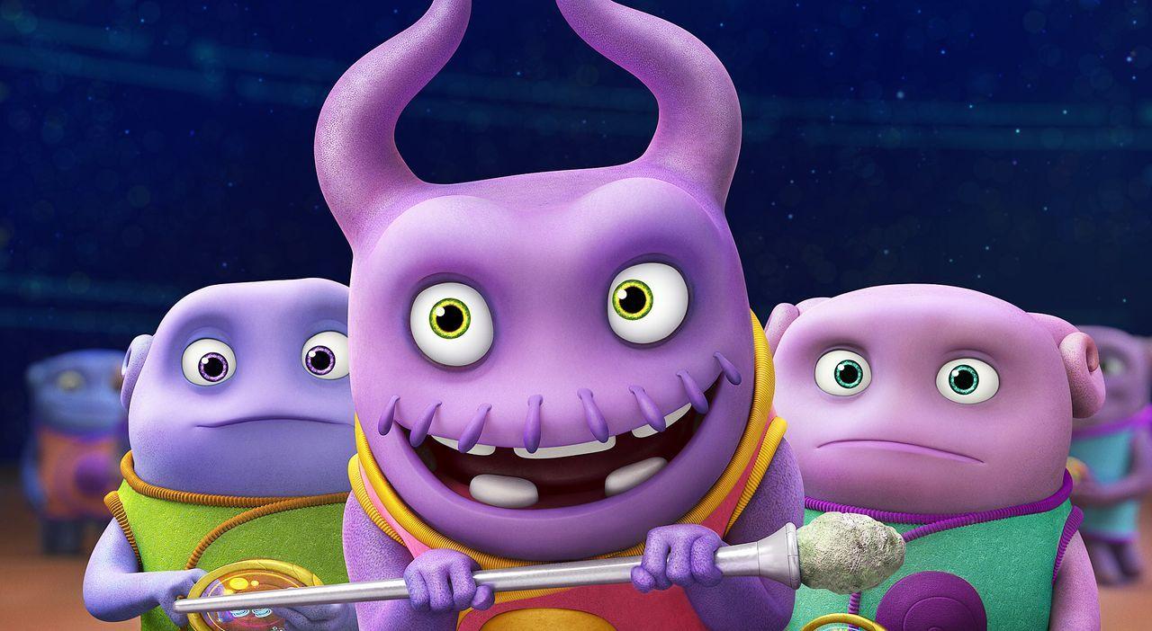 HOME-Ein-Smektakulaerer-Trip-12-DreamWorks-Animation-LLC - Bildquelle: DreamWorks Animation L.L.C.