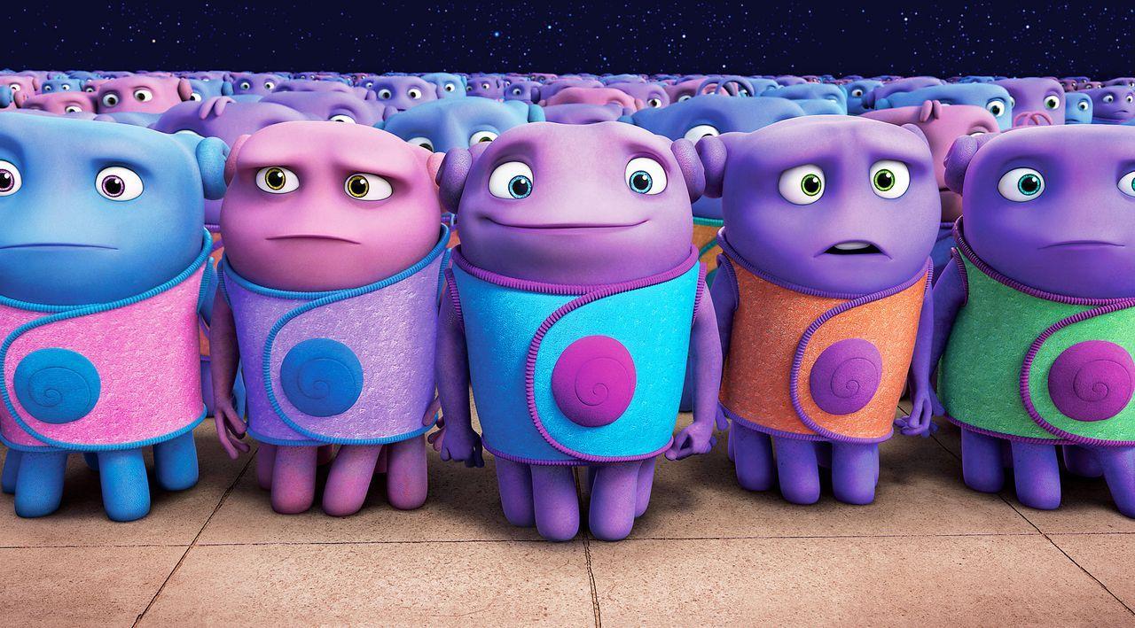 HOME-Ein-Smektakulaerer-Trip-14-DreamWorks-Animation-LLC - Bildquelle: DreamWorks Animation L.L.C.