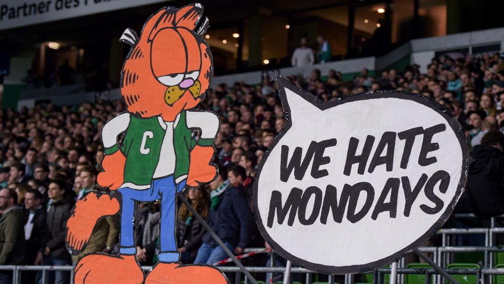 Montagsspiele bleiben zumindest bis 2021  - Bildquelle: (c) Copyright 2018, dpa (www.dpa.de). Alle Rechte vorbehalten