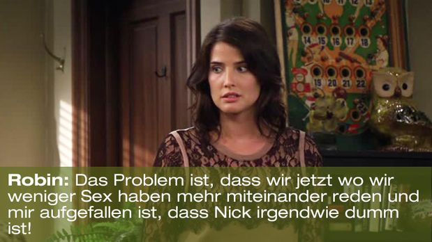 Zitate How I Met Your Mother Vollidiot Nick