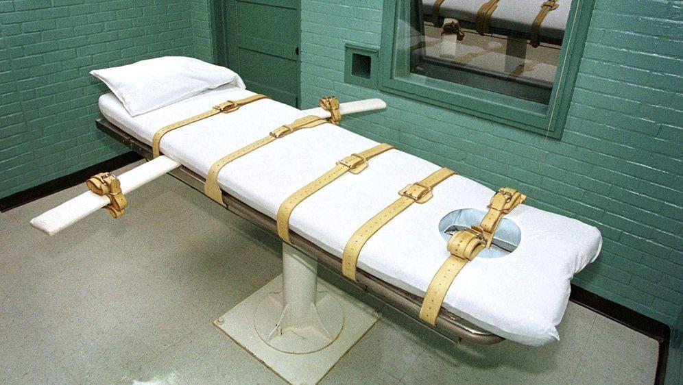 Weniger Hinrichtungen und Todesurteile weltweit - Bildquelle: epa/dpa