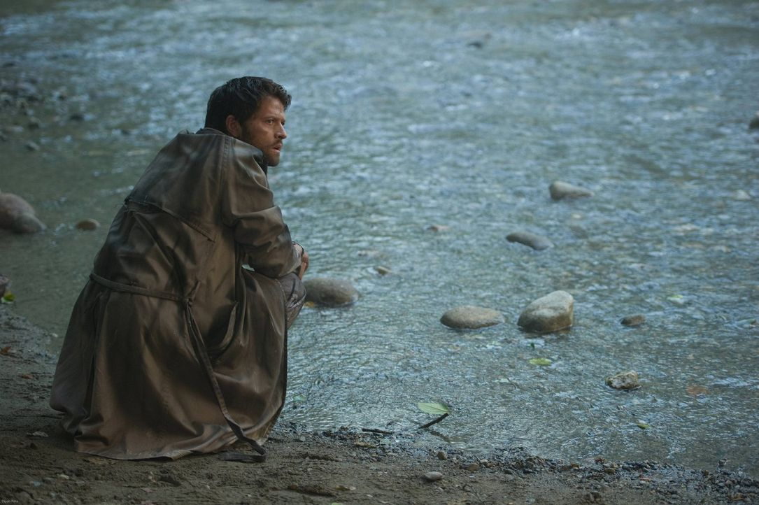 Was ist im Fegefeuer wirklich mit Castiel (Misha Collins) geschehen? - Bildquelle: Warner Bros. Television
