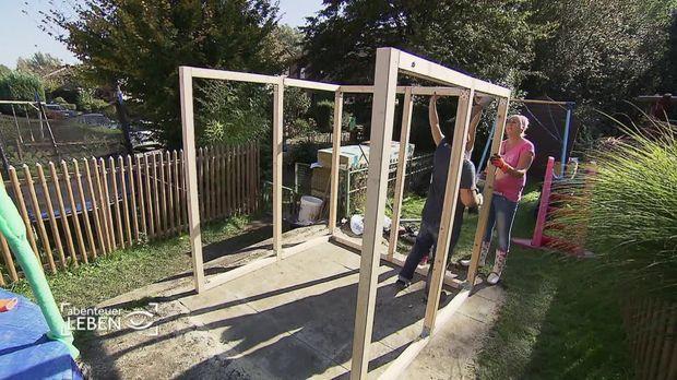 Garten Sauna Ganz Einfach Selber Bauen