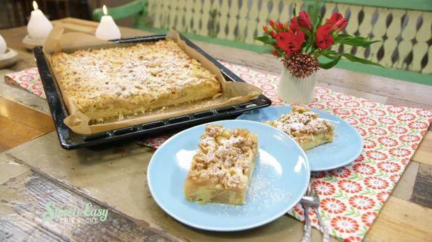 Apfel Streuselkuchen Von Oma