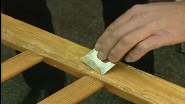 Holzwurm Bekampfen Mittel Gegen Holzwurmer In Mobeln Sat 1