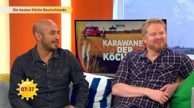 Frühstücksfernsehen Video Das Sind Die Besten Köche Deutschlands