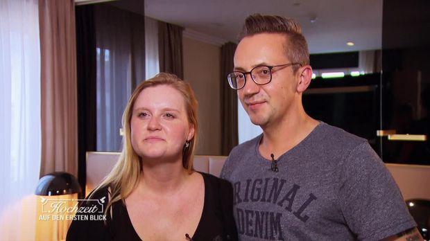 Hochzeit Auf Den Ersten Blick Paare 2018 Nane Und Damian