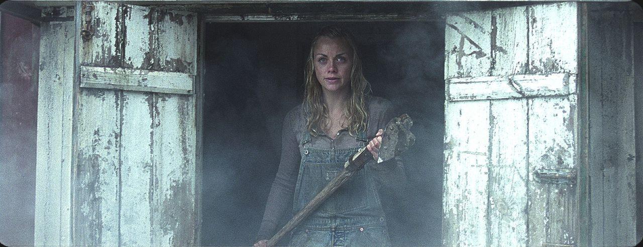 Der Mörder scheint ihr immer Schritt voraus zu sein, dennoch gibt Hedda (Ida Marie Bakkerud) nicht auf ...