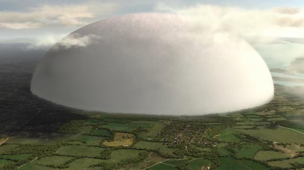 15-Entdeckungen-über-die-Kuppel-10 - Bildquelle: CBS Television