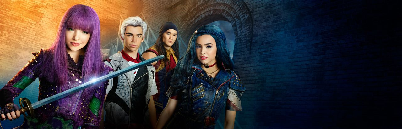 Descendants 2 - Artwork - Bildquelle: Disney