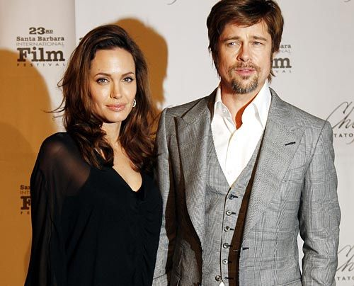 Galerie: Angelina Jolie - Bildquelle: getty - AFP