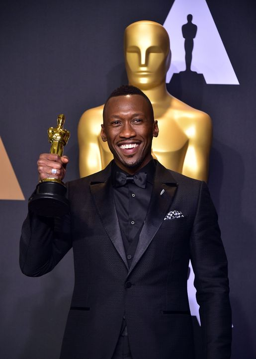 Mahershala-Ali-AFP - Bildquelle: AFP PHOTO / FREDERIC J. BROWN