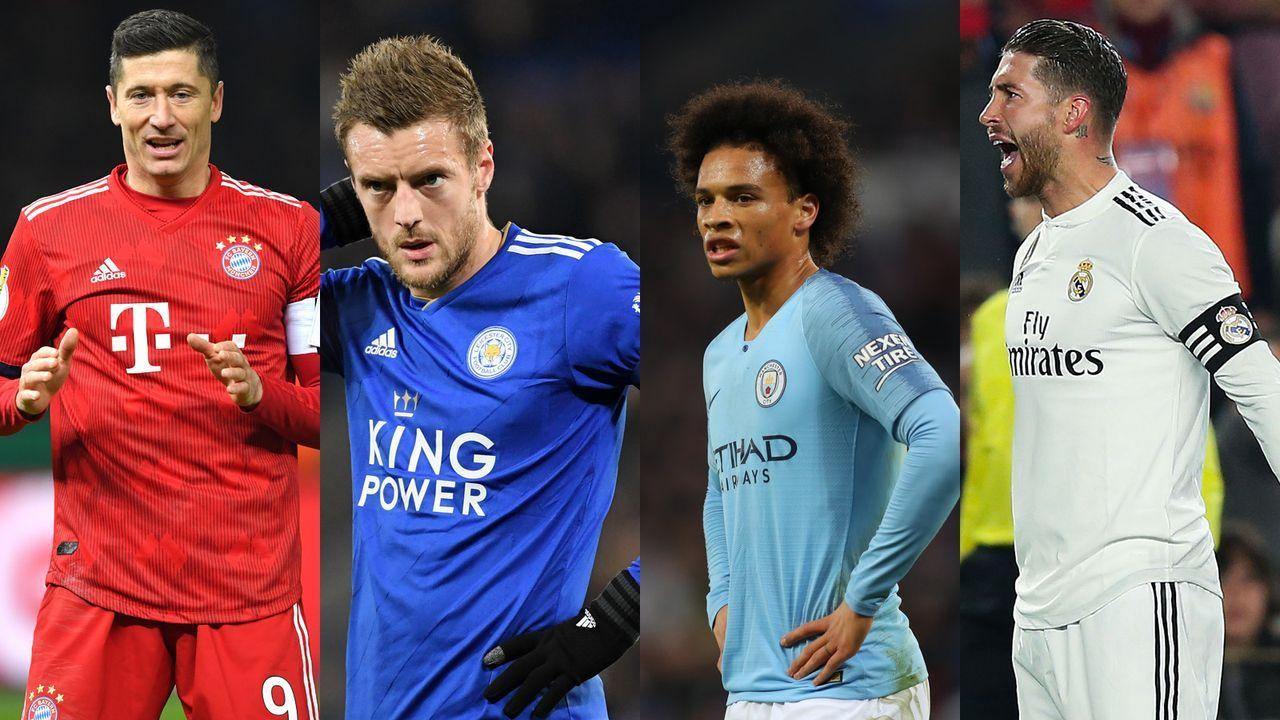 Top 20: Die Gehälter der europäischen Top-Klubs  - Bildquelle: Getty Images