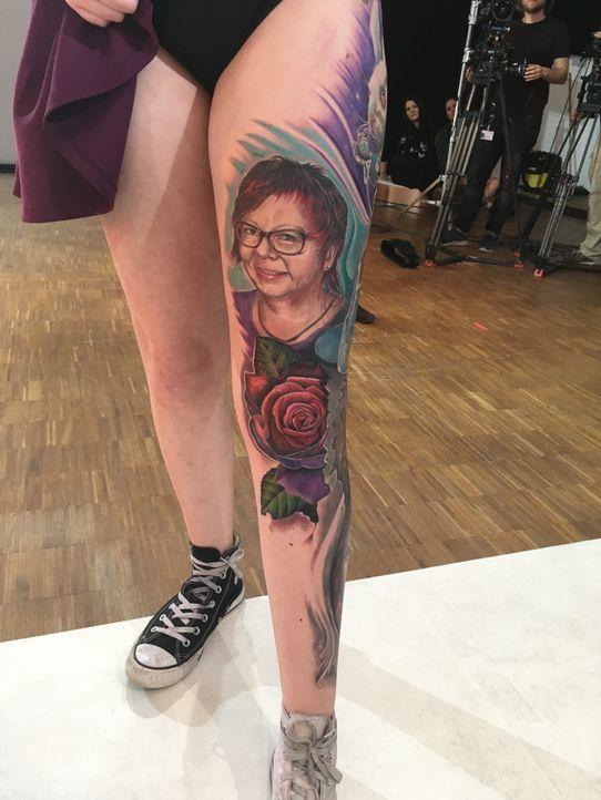 Pain & Fame Tattoos Folge 6 -5 - Bildquelle: RedSeven