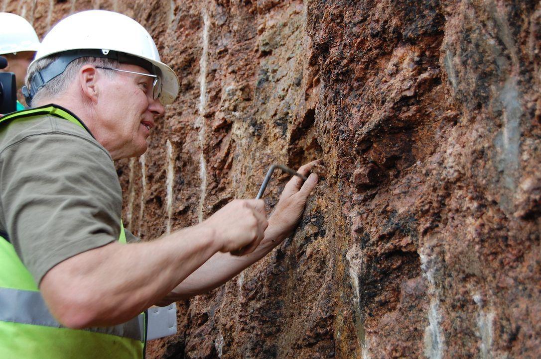 Kann Joe dem Regen und Hagel trotzen und endlich wertvolle Edelsteine finden? - Bildquelle: High Noon Entertainment 2014