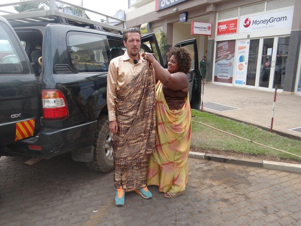 Ruanda Thilo und Vestine Dusabe 1