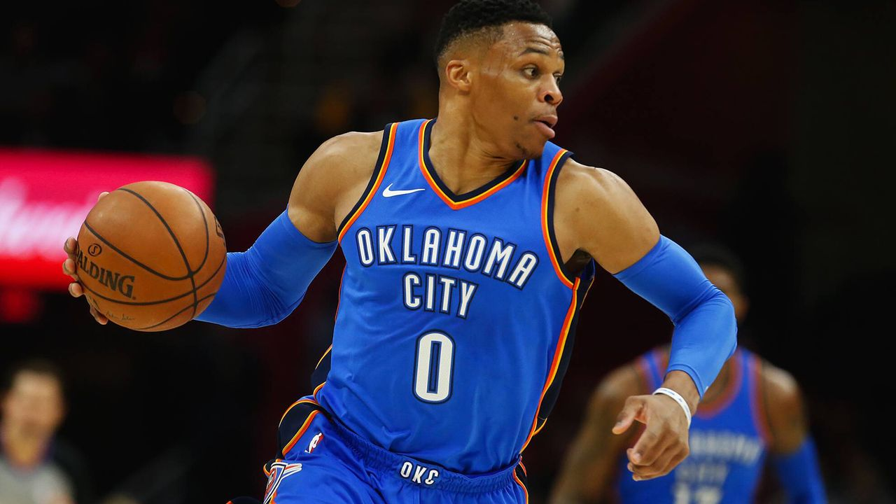 Russell Westbrook (Oklahoma City Thunder) - Bildquelle: imago/ZUMA Press