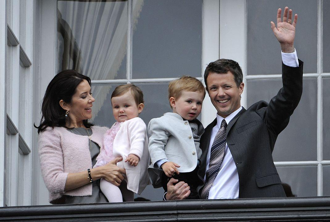 dänen prinzen - Bildquelle: AFP