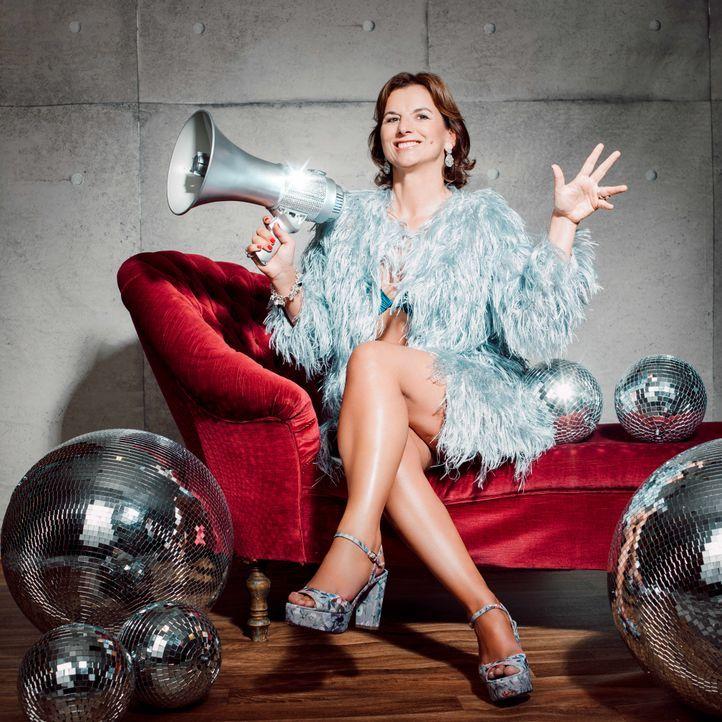 Claudia Obert Couch - Bildquelle: SAT.1/Arne Weychardt