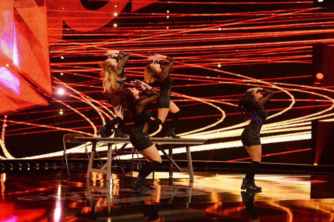 Got-To-Dance-Who-06-SAT1-ProSieben-Willi-Weber - Bildquelle: SAT.1/ProSieben/Willi Weber
