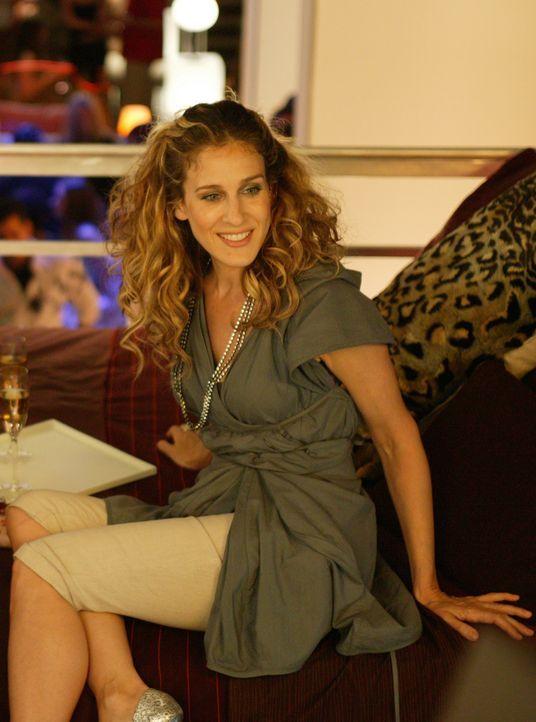Nach der Trennung von Berger erhofft sich Carrie (Sarah Jessica Parker) leichtsinnigerweise einen ereignisreichen Tag. Ihr Wunsch geht in Erfüllung... - Bildquelle: Paramount Pictures