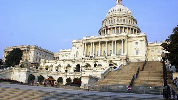Die Kongressbibliothek in Washington D.C. ist nicht nur ein beeindruckendes G...