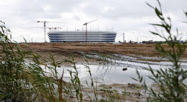 12. Kaliningrad-Stadion (Kaliningrad)