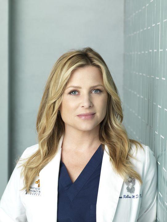 (7. Staffel) - Auf die engagierte Ärztin Dr. Robbins (Jessica Capshaw) warten neue Herausforderungen ... - Bildquelle: ABC Studios