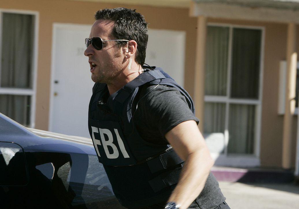 Arbeitet an einem merkwürdigen Fall: Don (Rob Morrow) ... - Bildquelle: Paramount Network Television