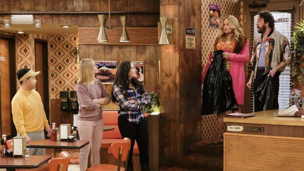 2 Broke Girls - 2 Broke Girls - Staffel 6 Episode 18: Vatertag