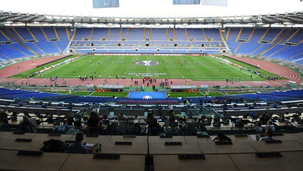 EM-Eröffnungsspiel 2020 in Roms Stadio Olimpico - Bildquelle: PIXATHLONPIXATHLONSID