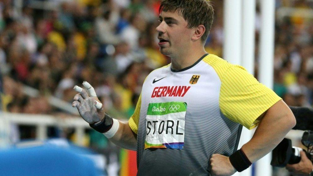 David Storl will Titel Nummer acht in Nürnberg holen - Bildquelle: PIXATHLONPIXATHLONSID