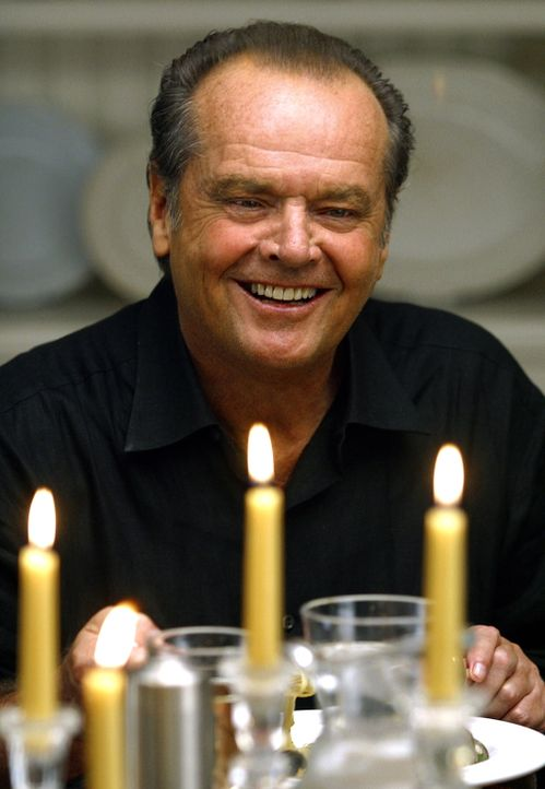 Musikmanager Harry Langer (Jack Nicholson) ist zwar nicht mehr der Jüngste seiner Branche, hat aber sein Faible für viel jüngere Frauen nicht verlor... - Bildquelle: Warner Bros. Pictures