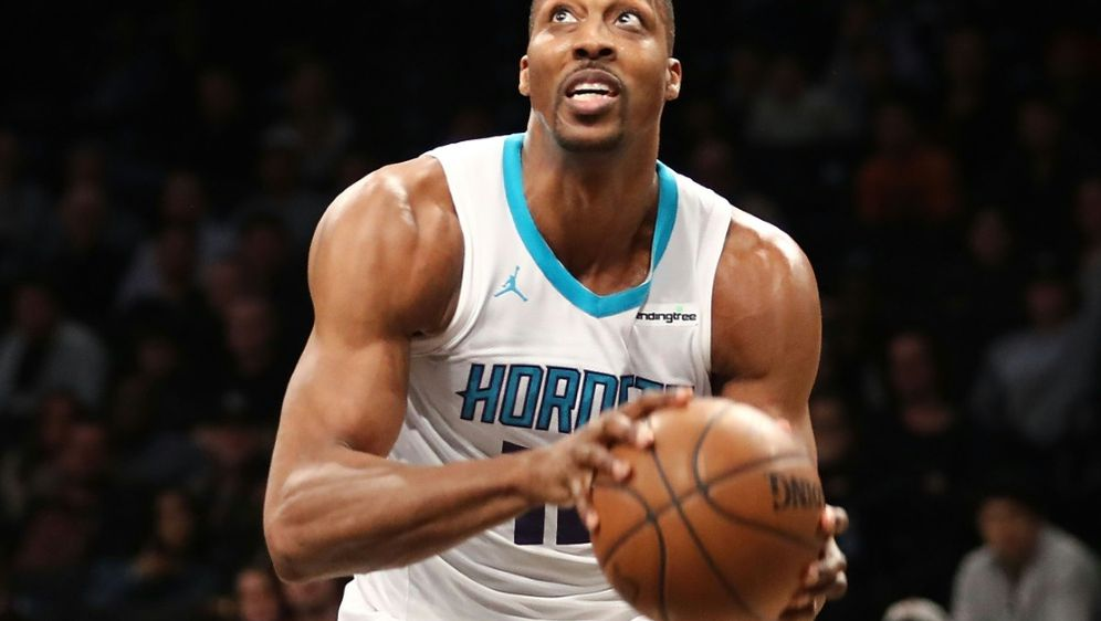 Dwight Howard wechselt zu den Washington Wizards - Bildquelle: AFPGETTY IMAGES SIDAbbie Parr