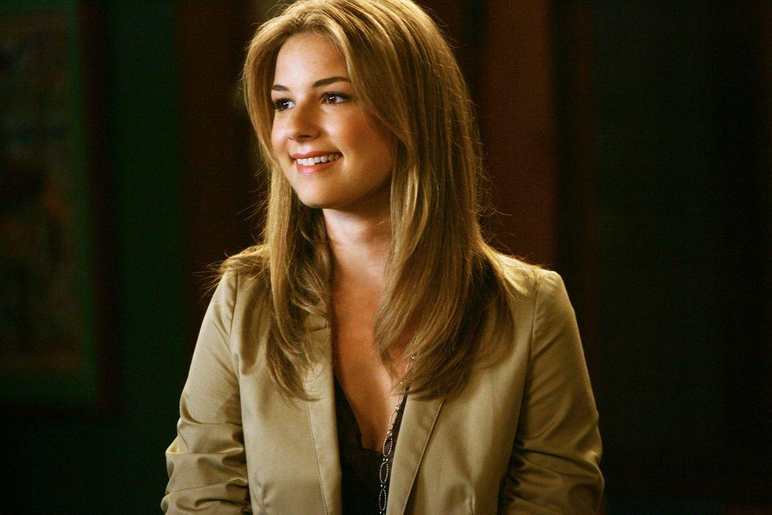 Durchschaut Hollys Lügen: Rebecca (Emily VanCamp) ... - Bildquelle: 2008 ABC INC.