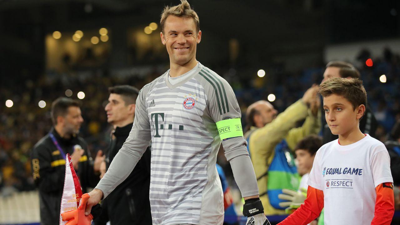 Manuel Neuer - Bildquelle: Getty
