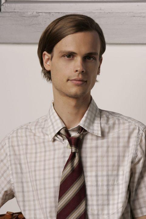 (4. Staffel) - Einer der klügsten Köpfe, die das FBI zu bieten hat: Dr. Spencer Reid (Matthew Gray Gubler) ... - Bildquelle: Touchstone Television