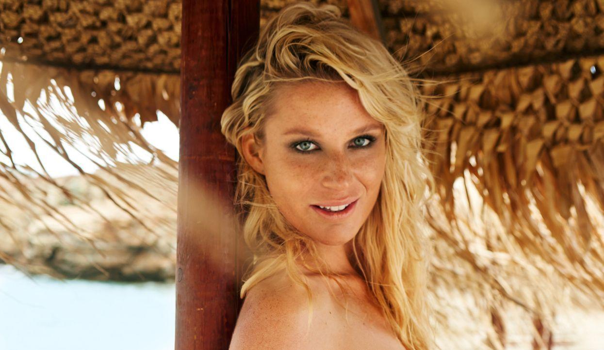 Ramona Bernhard - Bildquelle: Jeff Ford für den Playboy Mai 2015