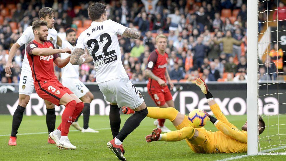 Der FC Sevilla ist nicht an Valencia vorbei gekommen - Bildquelle: imago