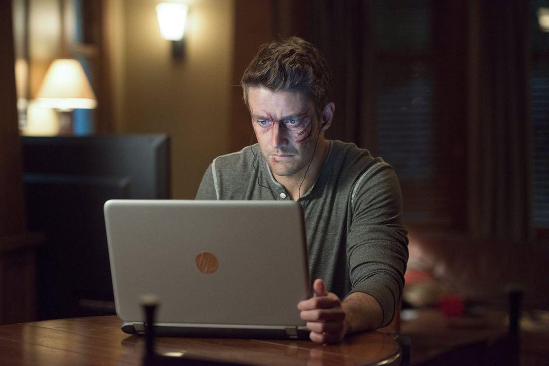Zerbricht Majors (Robert Buckley) neue Beziehung an seinem unbändigen Willen den Candyman zu finden? - Bildquelle: Warner Brothers