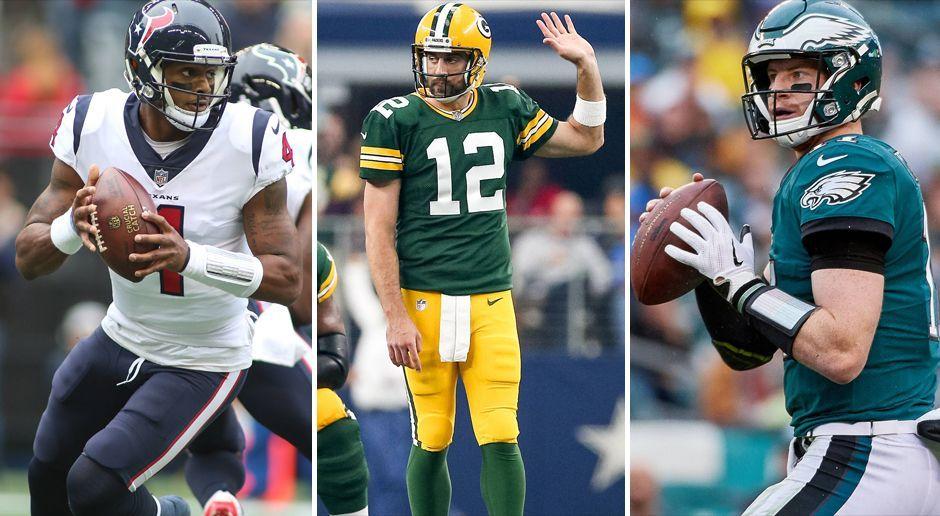 Diese Quarterbacks könnten die nächsten Topverdiener werden