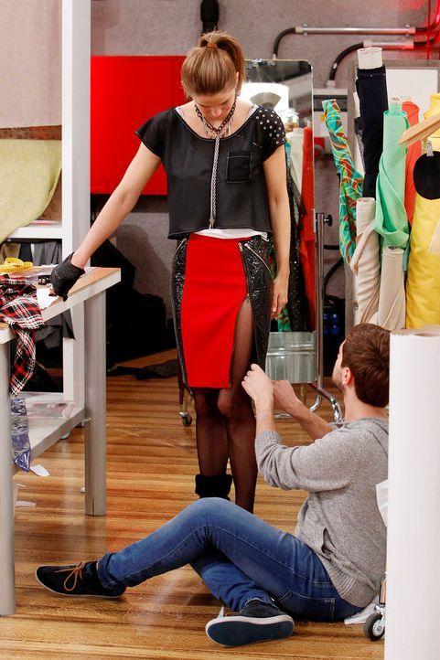 Fashion-Hero-Epi05-Atelier-48-ProSieben-Richard-Huebner - Bildquelle: Richard Huebner