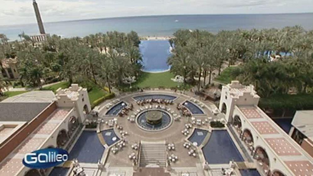 Europas größtes Strandhotel