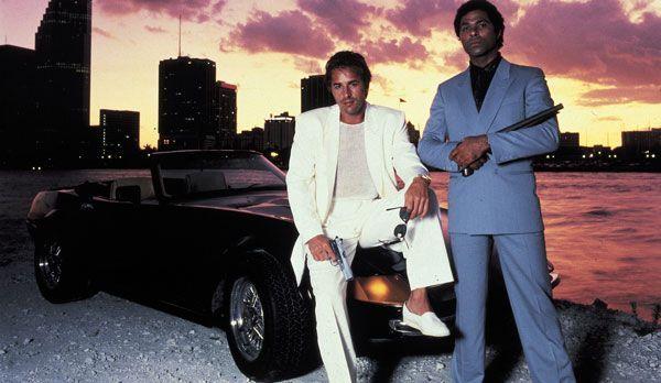 Platz 3: Miami Vice - Bildquelle: dpa