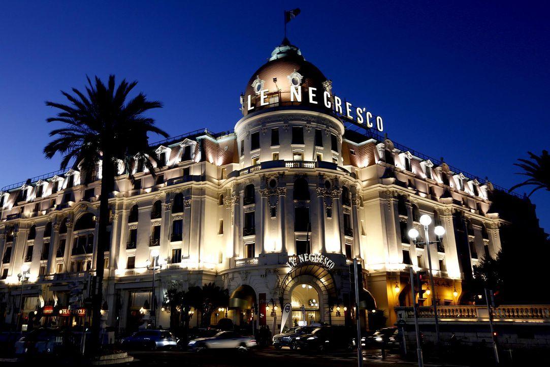 Nizza-Negresco-Hotel-AFP - Bildquelle: AFP Photo/Valery Hache
