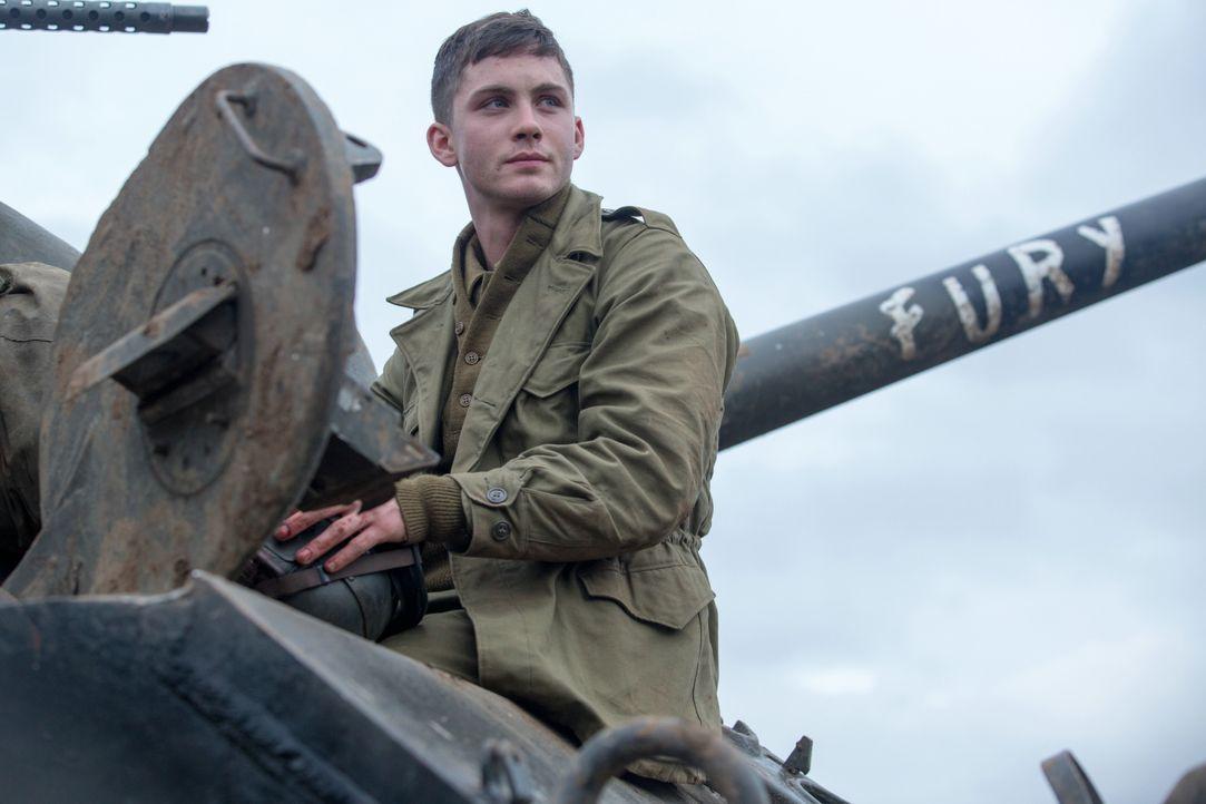 Fury-3-c-2014- Sony- Pictures- Releasing- GmbH - Bildquelle: 2014 Sony Pictures Releasing GmbH