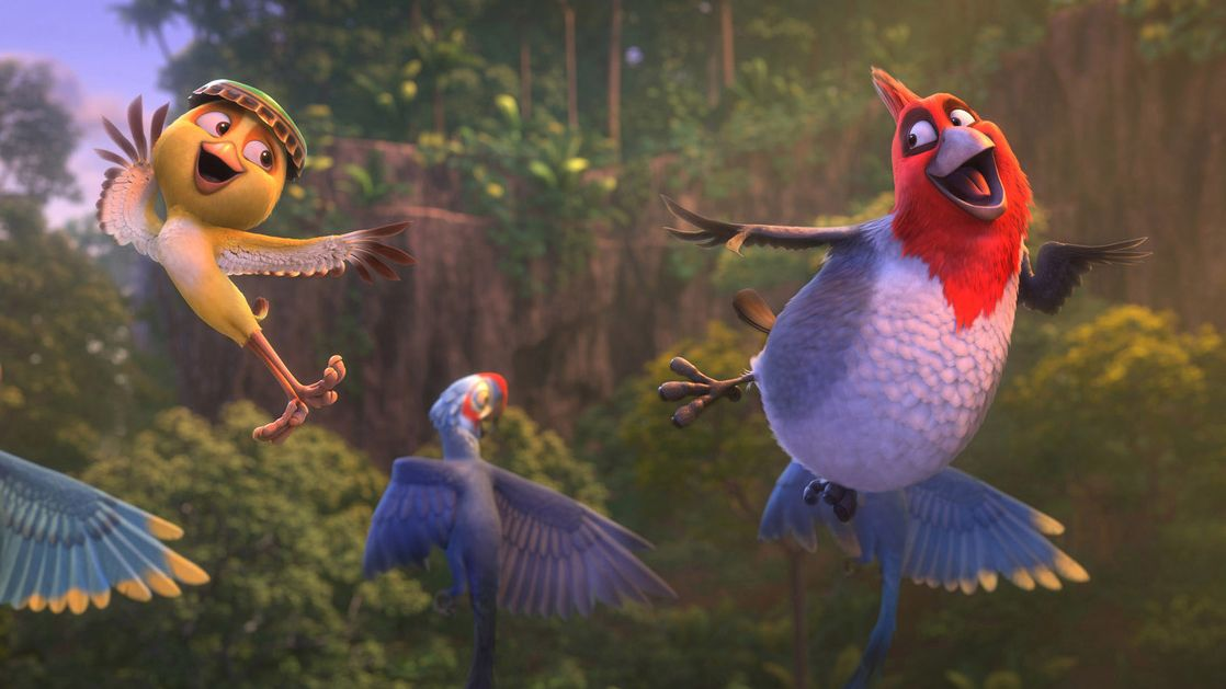 Rio 2 - Dschungelfieber - Bildquelle: 2014 Twentieth Century Fox Film Corporation.  All rights reserved.
