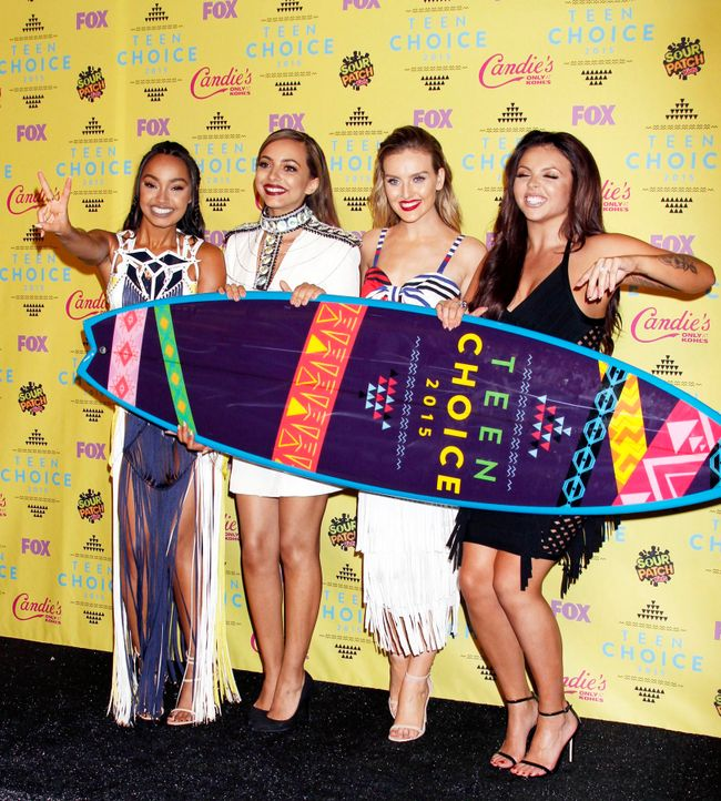 Choice-Music-Breakout-Artist-Little-Mix-15-08-16-dpa - Bildquelle: dpa