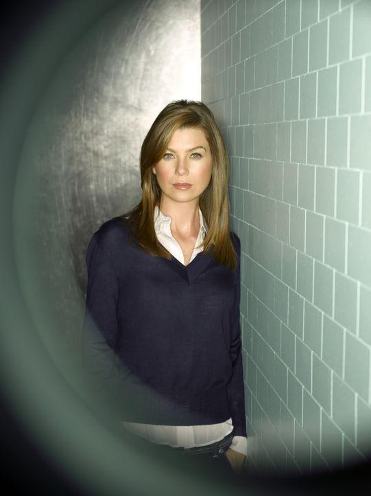 (5. Staffel) - Der berufliche, wie auch der private Stress nimmt nicht ab: Dr. Meredith Grey (Ellen Pompeo) ... - Bildquelle: Touchstone Television
